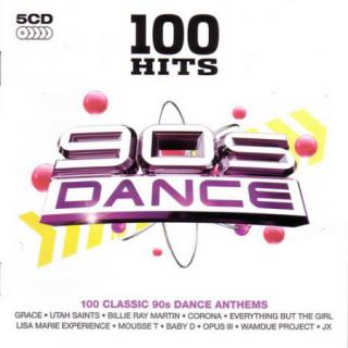 100 Hits 90 s Dance Anthems