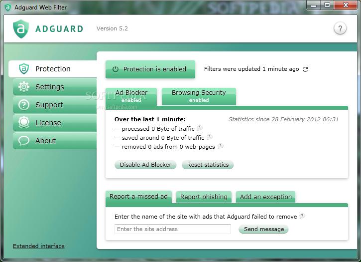 Adguard Web Filter: البرنامج الأقوى في مجال حظر الإعلانات المزعجة وتسريع التصفح