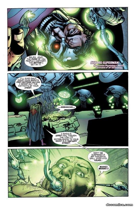 Green Lantern Corps [Série] GLC503.201072810831