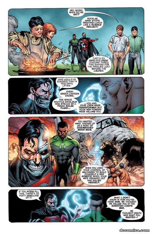 Green Lantern Corps [Série] GLC505.201072810850