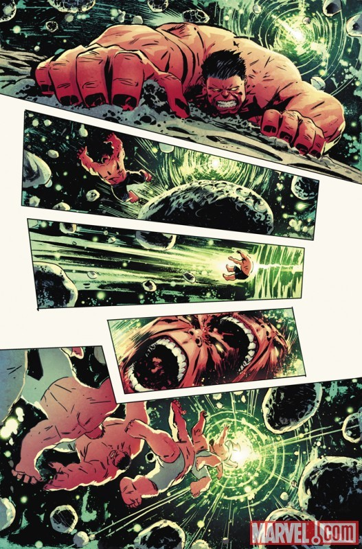 Hulk #25-29 [Cover] HULK_27_Preview2.2010102716520