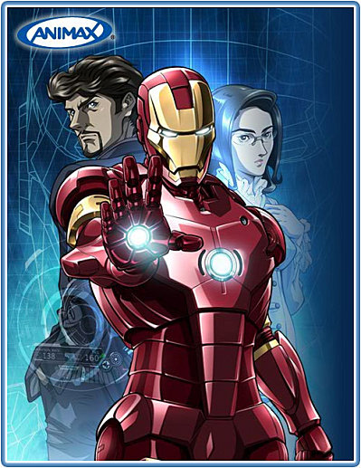 Iron Man Saison 01 [HD - VOSTFR] [12/12] [FIN]