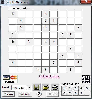Sudoku Printable Easy on Sudoku