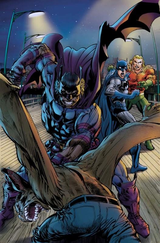 Batman: Odyssey [Mini-Série] Batmanodyssey5.201081791725