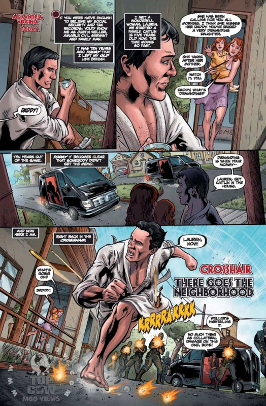 Pilot Season 4 [Top Cow] Crosshair15.20101069231