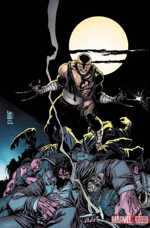 Daken: Dark Wolverine #7-9 (Cover) Daken7.201012149535