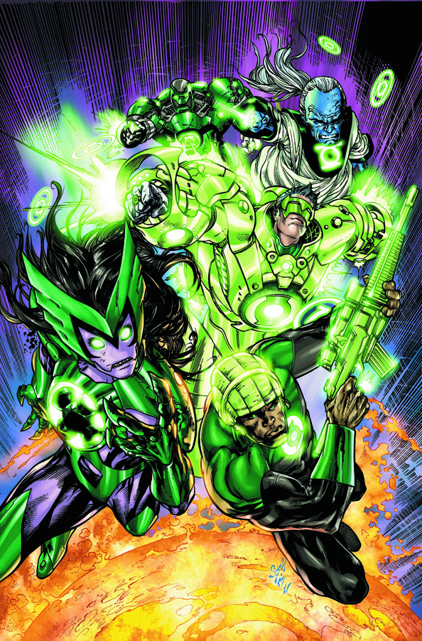 Green Lantern Corps [Série] Glcor_cv49tif.2010319153633