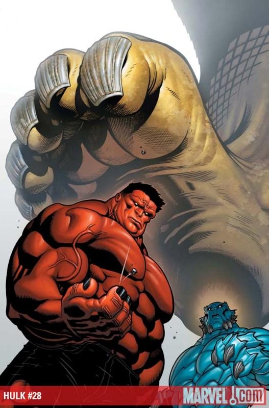 Hulk #25-29 [Cover] Hulk28.20109229947