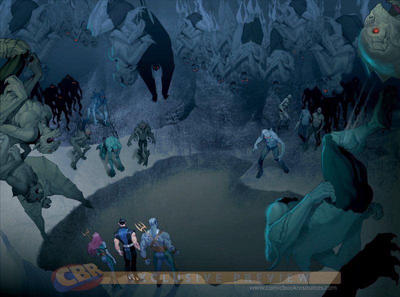 Namor The First Mutant #1-11 [Série] Namor2.20108239492