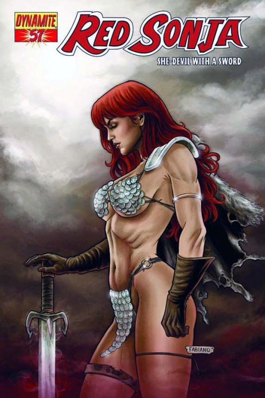 Queen Sonja / Red Sonja [Dynamite] Redsonja57.20101027171541