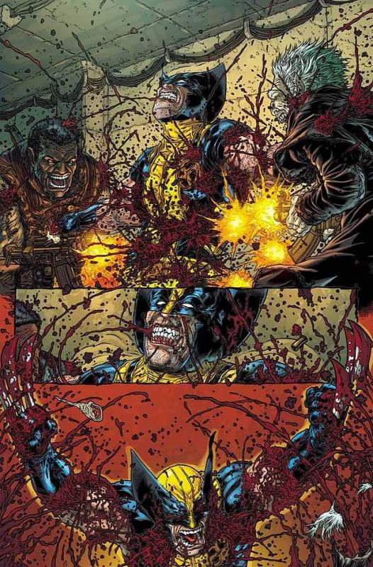 Wolverine: The Best There Is #1-12 [Mini série] Wolvbest00301.201012985615