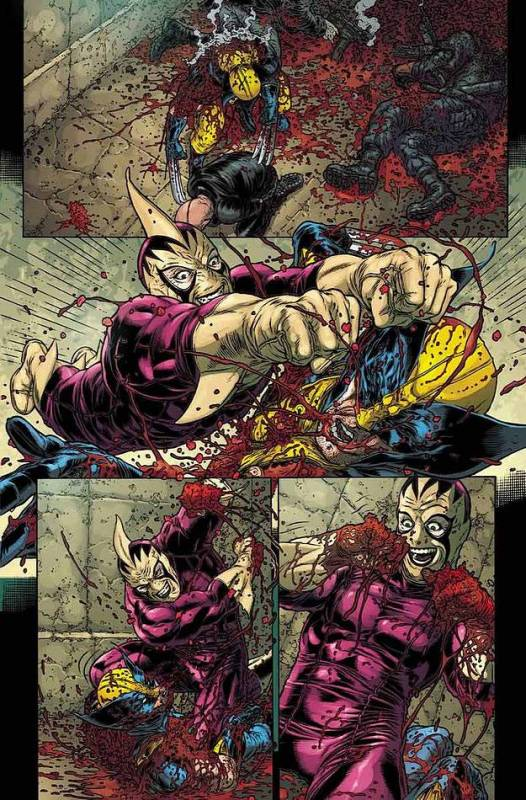 Wolverine: The Best There Is #1-12 [Mini série] Wolvbest00302.201012985644
