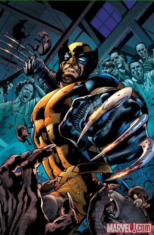 Wolverine: The Best There Is #1-12 [Mini série] Wolverinebest1c.201082492719