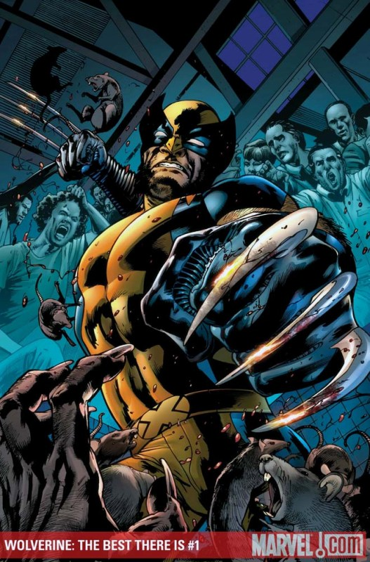 Wolverine: The Best There Is #1-12 [Mini série] Wolverinethebest1.201092291918